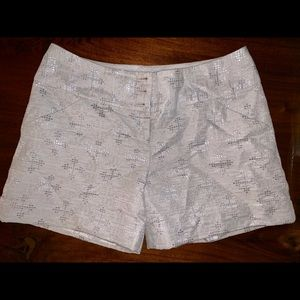 The Limited Shorts with cuffed bottoms